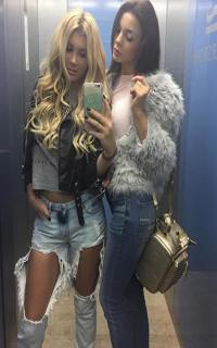 Проститутка Олеся и Алина