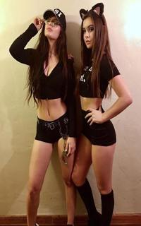 Проститутка Наташа и Кристи