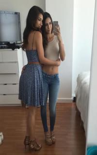 Проститутка Карина и Алена